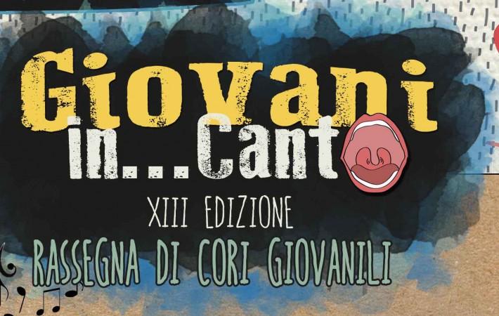 Giovani in...Canto - Coro Diapason - Locandina